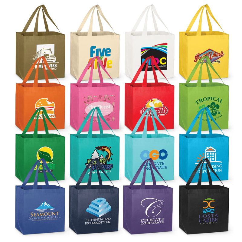 Enviro Bags Direct enviro and eco friendly non woven shopping carry bags New Zealand