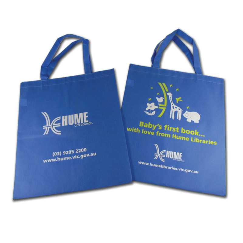 Enviro Bags Direct enviro and eco friendly non woven library bags New Zealand