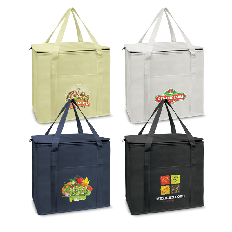 Enviro Bags Direct enviro and eco friendly non woven cooler bags New Zealand