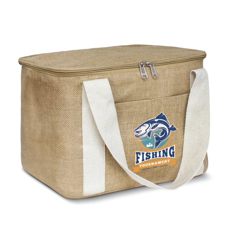 New Zealand based Enviro Bags Direct enviro and eco friendly jute cooler bags