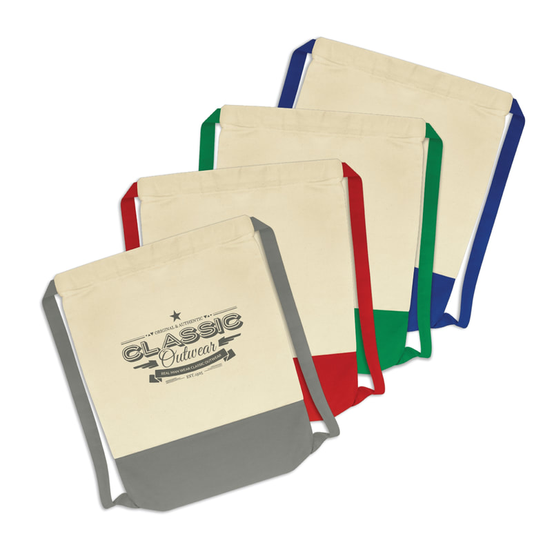 New Zealand based Enviro Bags Direct enviro and eco friendly cotton shopping carry bags